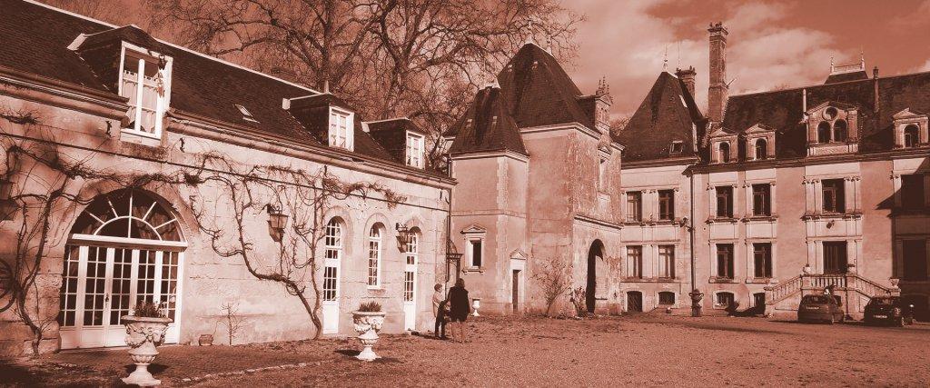 Loire valley VW tour